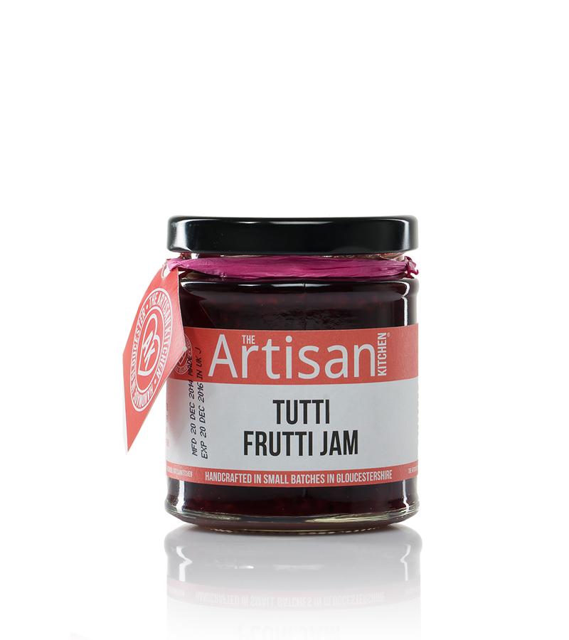 Artisan Kitchen - Tutti Fruti Jam