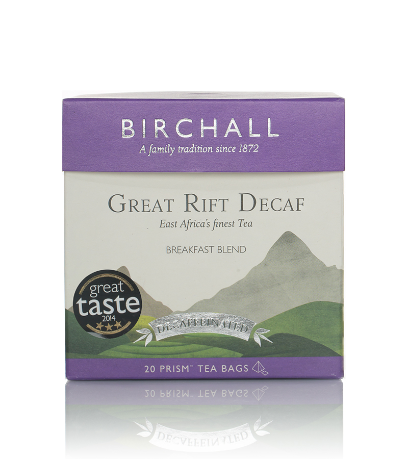 Birchall - Great Rift Decaf Tea