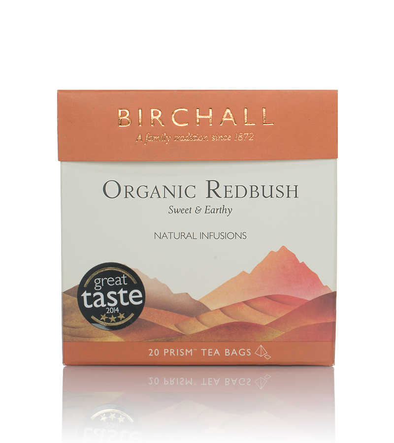Birchall - Organic redbush tea