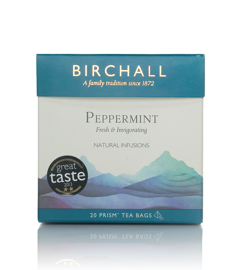 Birchall - Peppermint Tea