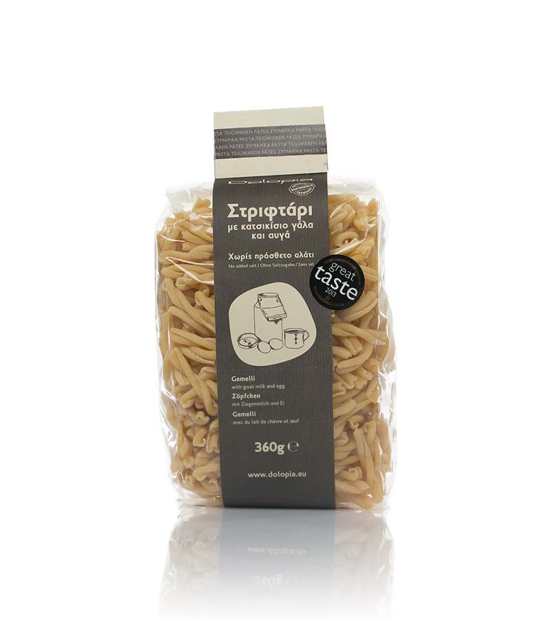 Dolopia - Gemeli pasta