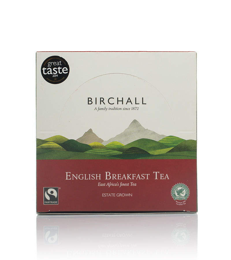 Birchall - English breakfast tea
