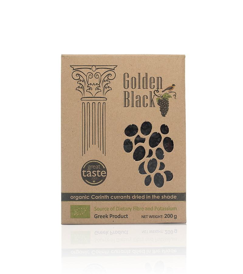 Golden Black - Organic Corinth Currant