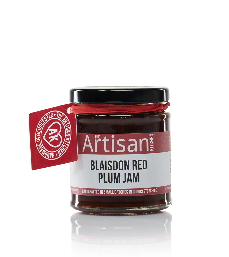 Artisan Kitchen - Blaisdon Red Plum jam