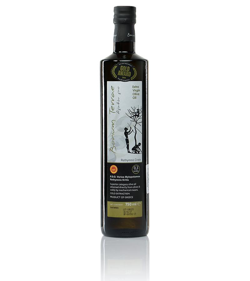 Bonum Terrae - Extra virgin olive oil